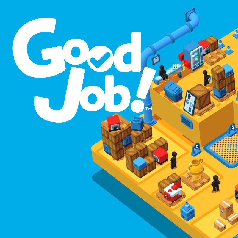 Good Job! Game Poster
